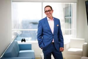 Douglas Prothero, CEO, The Ritz-Carlton Yacht Collection. Photo credit: The Ritz Carlton Yacht Collection