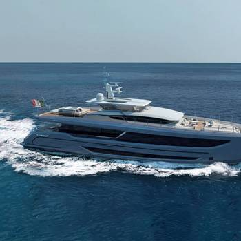 Vittoria Yachts has welcomed a brand new division, Veloce 32 Rised Pilot House. Image courtesy Vittoria Yachts