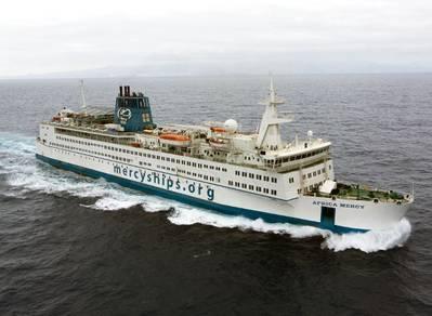 Africa Mercy (Photo: Mercy Ships)
