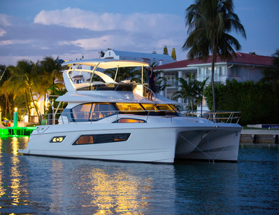 Aquila 44  (Photo: Aquila Power Catamarans)