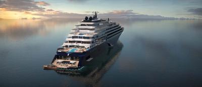 A new class of ship: Ritz-Carlton Yacht Collection (Image courtesy: Ritz-Carlton Yacht Collection)