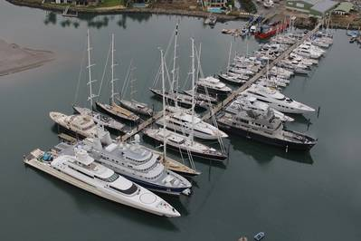 Port Denarau (Photo: Asia Pacific Superyachts)