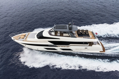 Ferretti Yachts 920 (Photo: Ferretti Group)
