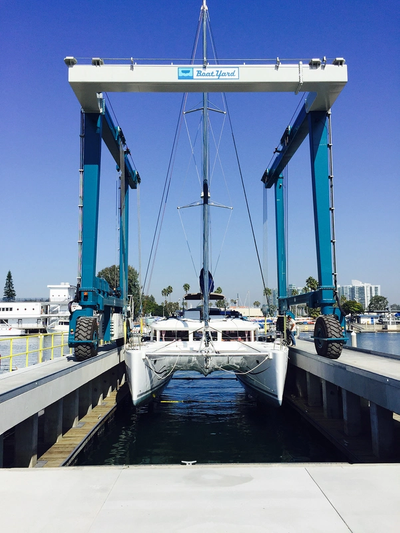 From fishing boats to catamarans, the three new piers have 35-ton, 100-ton and 135-ton capacities to serve large vessels. (Photo: Bellingham Marine)