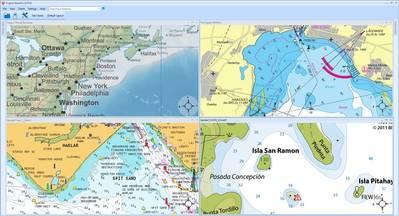 Fugawi Marine 5 Clear Chart