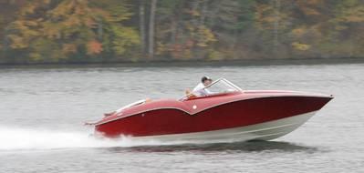 'Furina' power boat: Photo credit Danalevi