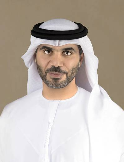 Humaid Matar Al Dhaheri, Group Chief Executive Officer of ADNEC  (Photo: ADNEC)