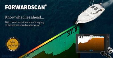 Image courtesy of Simrad Yachting