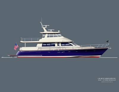Image: Hunt Yachts