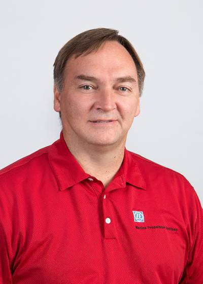 Keith Stanley, Product Line Manager, Pleasure Craft - North and Central America. (Photo: ZF)