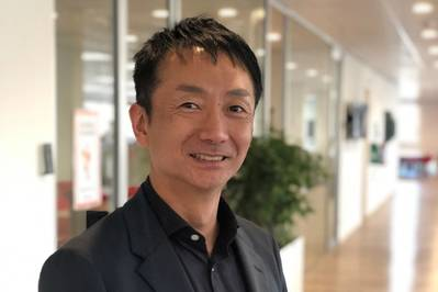 Taro Kitamura (Photo: Yanmar)