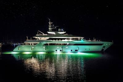 M/Y Latona (Photo: CRN)