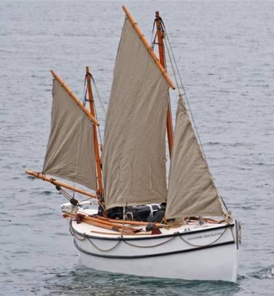 Lifeboat Alexandra Shackleton': Photo credit Shacketon Epic