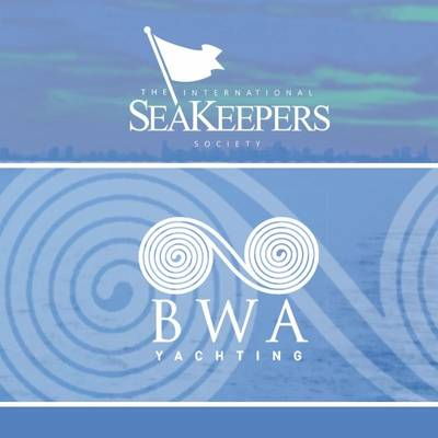 Logos courtesy of International SeaKeepers Society