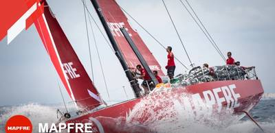 Mapfre (Pic by Volvo Ocean Race)