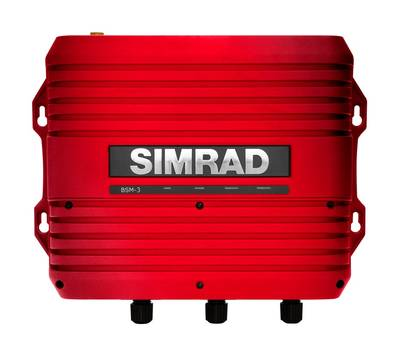 The newly launched Simrad BSM-3 (Image courtesy of Simrad)