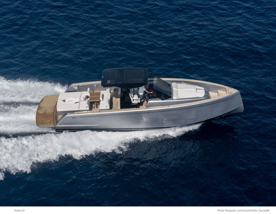 Pardo 43 (Photo: Pardo Yachts)