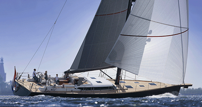 Photo: Contest Yachts