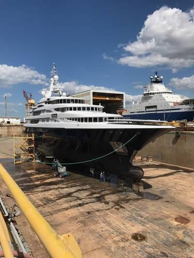 (Photo courtesy of Tampa Ship)