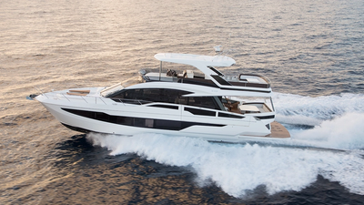 Photo: Galeon Yachts