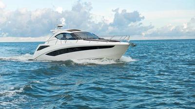 Photo: Galeon Yachts
