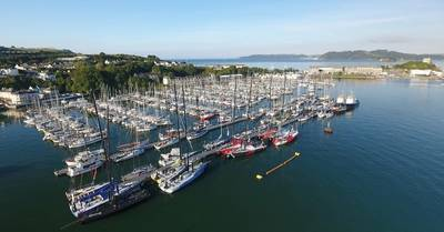 Photo: Plymouth Yacht Haven