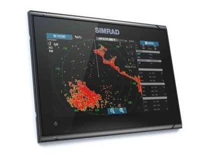 Simrad GO9 XSE (Photo: Simrad)