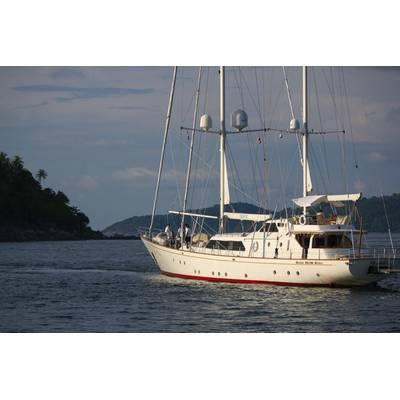Burma Boating's new flagship Clan VI (Photo: Burma Boating)