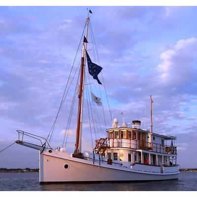 M/V Coastal Queen courtesy of Northrop & Johnson.