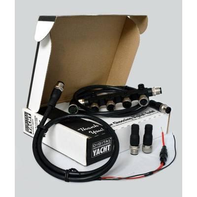 Digital Yacht's NMEA 2000 Starter Kit makes installing modern marine electronics a breeze (Photo: Digital Yacht)