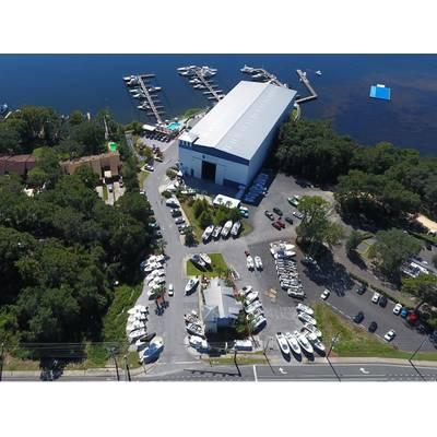 Photo of Emerald Coast Marine Center post Michael by Alex Hensley