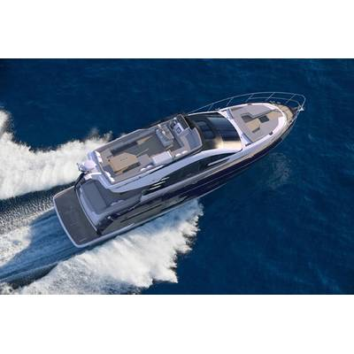 Squadron 53 (Photo: Fairline Yachts)
