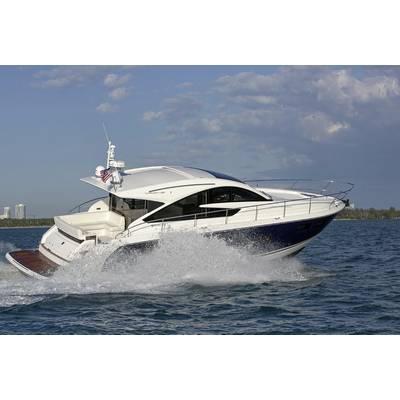 Targa 48 GT (Photo: Fairline Yachts)