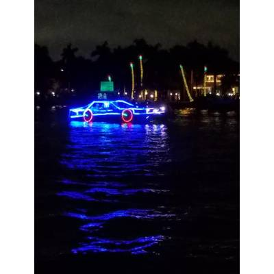 Winterfest Boat Parade. Photo by Scott Salomon.
