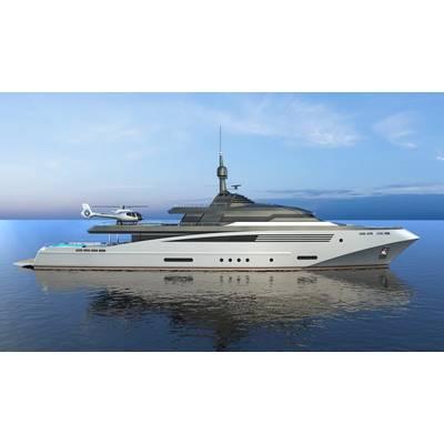 56m Yacht (Photo: Yacht & Villa International)