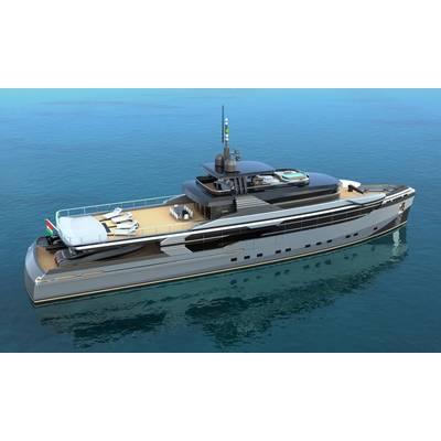 46m Yacht (Photo: Yacht & Villa International)