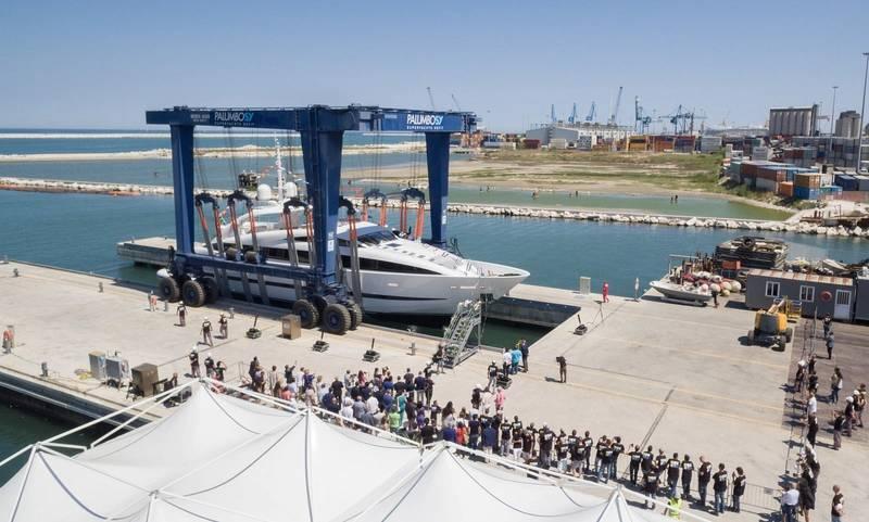Photo: ISA Yachts