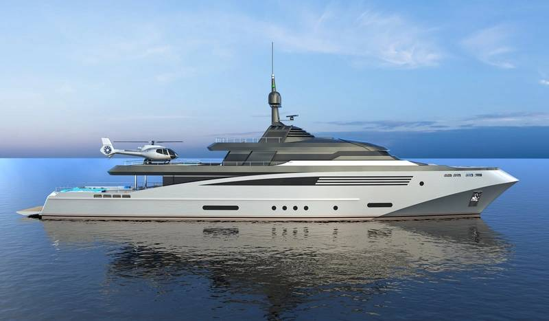 56m Yacht (Photo: Yacht & Villa International)