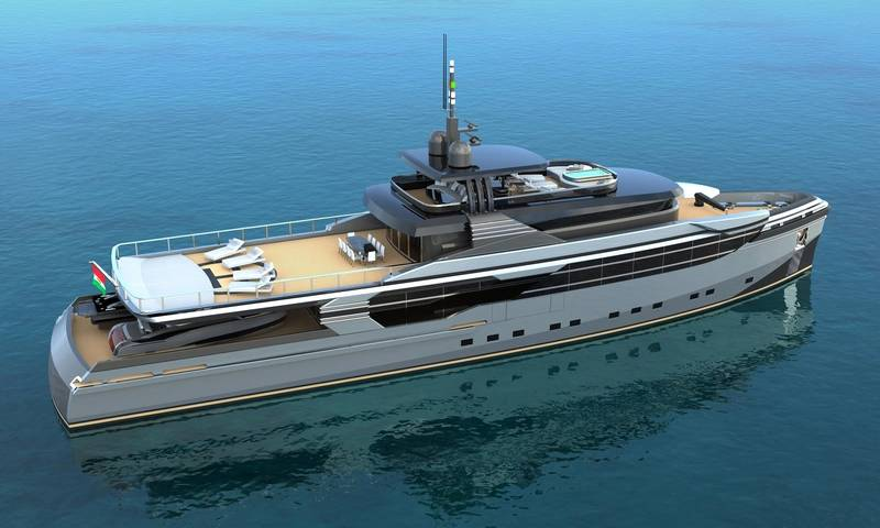 46m Yacht (Photo: Yacht & Villa International)